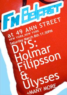 ann street flyer
